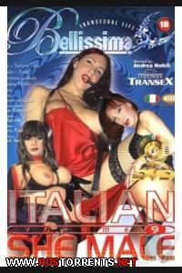 Итальянские Трансы #9   Italian She-Male #9