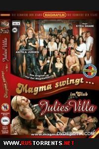 Магма-Свинг в клубе Вилла Джули | Magma swingt im Club Julies Villa