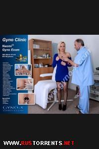 21-летняя блондинка на приёме у гинеколога | [Gino-X.com] Naomi (21 years girl gyno exam / 29-03-2014)