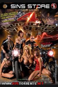 4 Неистовых Шлюхи | 4 Furious Sluts