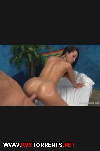 Секс и массаж молодой девчонки. | [FuckedHard18.com] Sabrina Banks (05-04-2014)