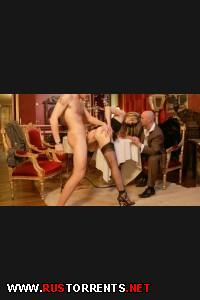 Групповой трах с очаровашками | [DorcelClub.com / Dorcel.com] Vanessa Goldi, Electra - CHAMPAGNE, CASTLE, PORN (10.04.2014 г.)