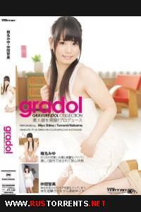 Бритая японская красотка | Gradol