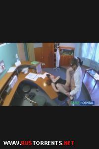 Доктор отодрал пациентку в приёмной! | [FakeHospital.com] Helen (E36)