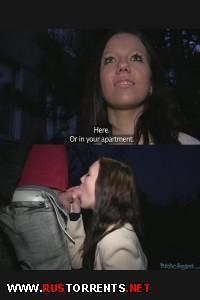 Молодая уличная потаскушка | [PublicAgent.com / Casting.xxx] Jennifer (E184)