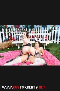 Kendra Lust, Rachel Starr | Easter Egg Cunt