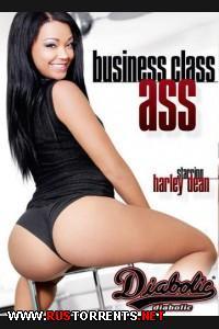 Отпустив пару комплиментов, хорошенько трахнул жопистую крошку | Harley Dean (Business Class Ass)