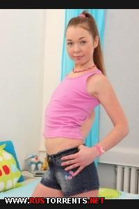 Русская девчонка говорит что даёт только в анал / Jazzy |