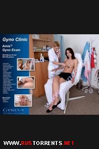 21-������ ������� �� ����� � ����������   [Gino-X.com] Amia (21 years girl gyno exam / 31-05-2014)