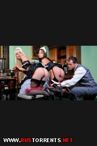 ��� ������, ������ ���������� ����� � ��������� | [DorcelClub.com / Dorcel.com] Cindy Dollar, Lena Cova - TWO MAIDS HAVING FUN WITH THE BUTLER (09.06.2014 �.)