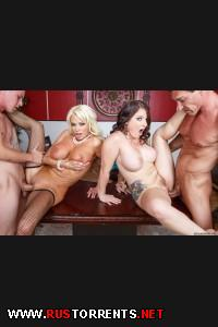 Casey Cumz, Nikita Von James | Swingers