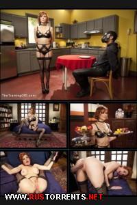 ��������� ���� ���������� �������-�������� ���������� | [TheTrainingofO / Kink.com] Veronica Avluv (The Training of a Nympho Anal MILF, Final Day / 13-06-2014)