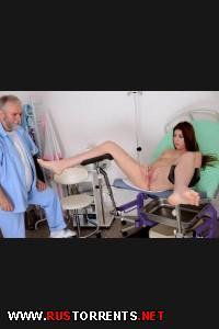 18-ти летняя девчонка на приёме у гинеколога | [Gyno-X.com] Ellis (18 years girl gyno exam / 11-06-2014)