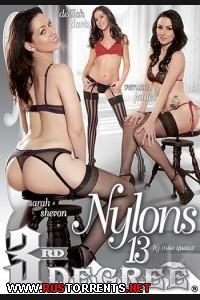Нейлоновые Чулочки #13   Nylons #13