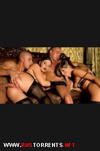 ������������� � ������� ����� | [DorcelClub.com / Dorcel.com] Priscila Sol, Jennifer Stone, Jessica Fiorentino - INITIATION IN A LUXUROUS ORGY (18.06.2014 �.)