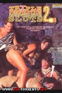 Тройное Проникновение В Шлюх-Дебютанток #2 | Triple Penetration Debutante Sluts #2