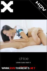 Постер:X-Art.com - Chloe - Хлоэ Любит Карла (Часть 2)