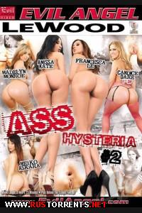 Истерия Задниц #2   Ass Hysteria #2