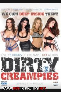 Грязные кончания 3 | Dirty Creampies 3