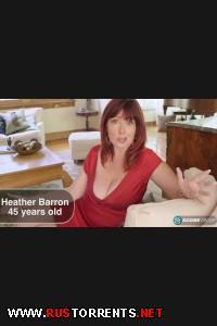 ���� ������� ����� ��������� ������ ����! | [40SomethingMag.com / ScoreHD.com] Heather Barron (Heather's Ass Meets Hard Cock / 20-08-2014)