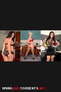 Carolyn Reese, Darling Danika, Holly West  