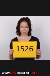 18-ти летняя девочка на прон-кастинге! | [CzechCasting.com / Czechav.com] Simona (1526 / 28-07-2014)