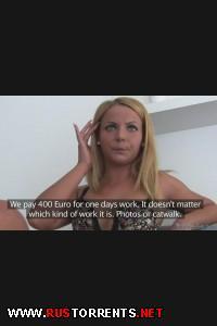 Хорошенькая потаскушка   [PublicAgent.com / Casting.xxx] Christine (E223)