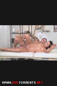 Массаж и красивый чувственный секс! | [MassageRooms.com] Martin And Anna (02-09-2014)