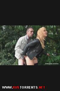 Французскую блондинку трахнули в попец | [Indecentes-Voisines.com] Lana (18-08-2014)
