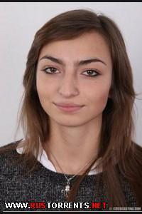 19-ти летняя красивая прон-дебютантка | [CzechCasting.com / Czechav.com] Eliska (1549 / 09-09-2014)