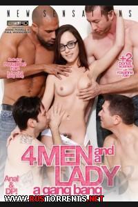 Четыре Мужчины и Одна Леди | 4 Men And A Lady