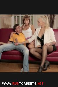 Уроки похоти | Tina Hot, Kayla Green (Lessons in Lust)