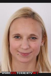 18-ти летняя чешская девушка сосёт на порно-пробах | [CzechCasting.com / Czechav.com] Katerina (1502 / 23-08-2014)