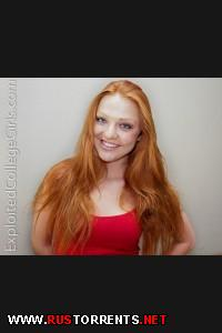Блядская рыженькая студентка | [ExploitedCollegeGirls.com] Farrah (17-04-2014)