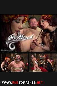 ���� �������� ���������� � ������� � ���� �������! | [DivineBitches.com / Kink.com] Maitresse Madeline and Marcelo (Sex Magick: EXTREME Sounding Brutality / 35993 / 27-08-2014)