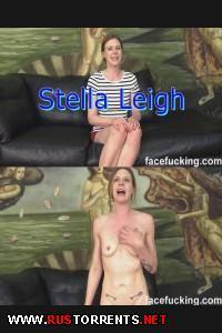 Жестокий трах опущенной шлюхи! | [Facialabuse.com / FaceFucking.com] Stella Leigh (11-09-2014)