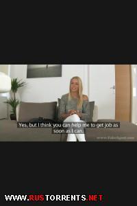 Девушка на кастинге очень старается | [FakeAgent.com / Casting.xxx] Christen - Episode 339 (c1373 / 13.09.2014 г.)