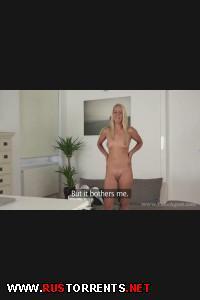Блондинка пробует себя в порно   [FakeAgent.com / Casting.xxx] Christen (E339)