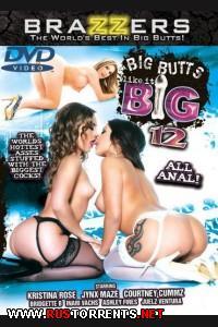 Большие Задницы Любят Большие 12 | Big Butts Like It Big 12