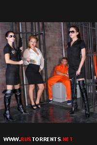 Настоящая секс тюряга | Krissy Lynn - Whorey Warden