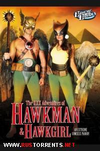 Порноприключения Человека-Ястреба и его бабы | XXX Adventures Of Hawkman & Hawkgirl