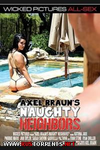 ����������� ������ | Axel Braun's Naughty Neighbors Gabriella Paltrova, Jodi Taylor, Katrina Jade, Phoenix Marie, Sarah Shevon