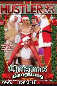 Рождественская Групповуха | Christmas Gangbang