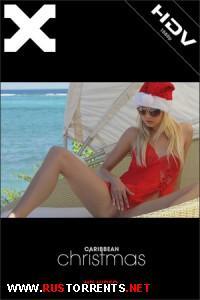 X-Art.com - Francesca - Рождество на Карибах | X-Art.com - Francesca - Caribbean Christmas
