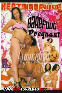 ��������� � ���������� ��������� #4 | Lesbian Barefoot and Pregnant #4
