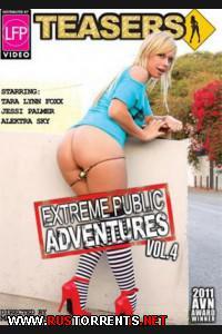 Постер:Задиры Чрезвычайные Публичные Приключения 4