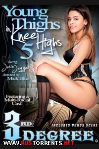 Young Thighs In Knee Highs 5  | Юные Бёдра В Гольфах