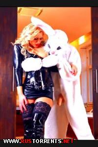 Кролик уделал гламурную суку | Tracy Lindsay, Kayla Green (Bunny Meets Babe)