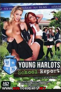 ������� ����������� - ������ ������������ | Young Harlots - School ReportAva Courcelles, Arian, Christen Courtney, Bella Beretta, Abrill Gerald, Susana Melo, Bella Beretta