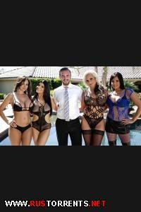 Секс соревнования дома Brazzers | Brazzers House Sex ChallengeAva Addams & Phoenix Marie & Romi Rain & Tory Lane & Ramon & Tommy Gunn & Xander Corvus